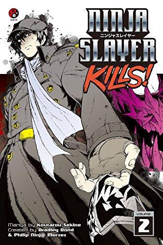Amazon.com: Ninja Slayer Kills Vol. 2 eBook: Koutarou Sekine ...