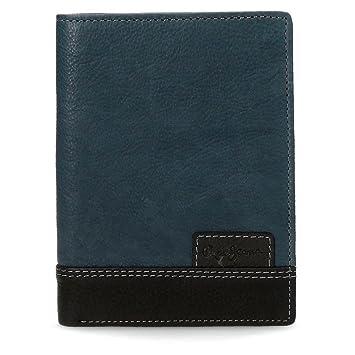 Pepe Jeans New Doors Monedero, 14 cm, 0.14 litros, Azul ...
