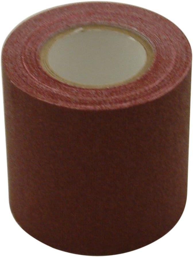 JVCC Repair-1 Leather & Vinyl Patch Repair Tape [Gaffers Tape]: 2 in. x 15 ft. (Burgundy)