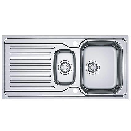 Franke Antea Azn 651 completamente reversibile lavello da cucina in ...