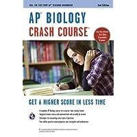 AP® Biology Crash Course, 2nd Ed.,  Book + Online (Advanced Placement (AP) Crash Course)
