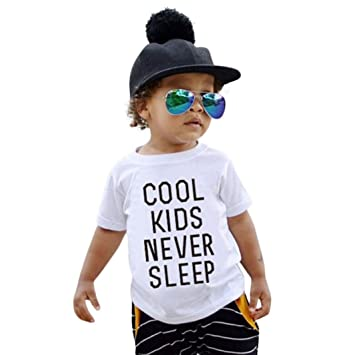Amazon.com: Caliente.Ropa de bebé todaies ❤ niños niñas ...