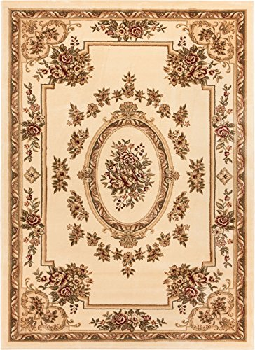 Pastoral Medallion Ivory French European Formal