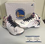 Klay Thompson Autographed Signed Anta K1 Sneakers Shoes Olympics Beckett Authentic Coa