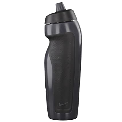 buy online 55c74 a0521 Buy Nike Sport Sipper Water Bottle (Grey) Online at Low Prices in India -  Amazon.in