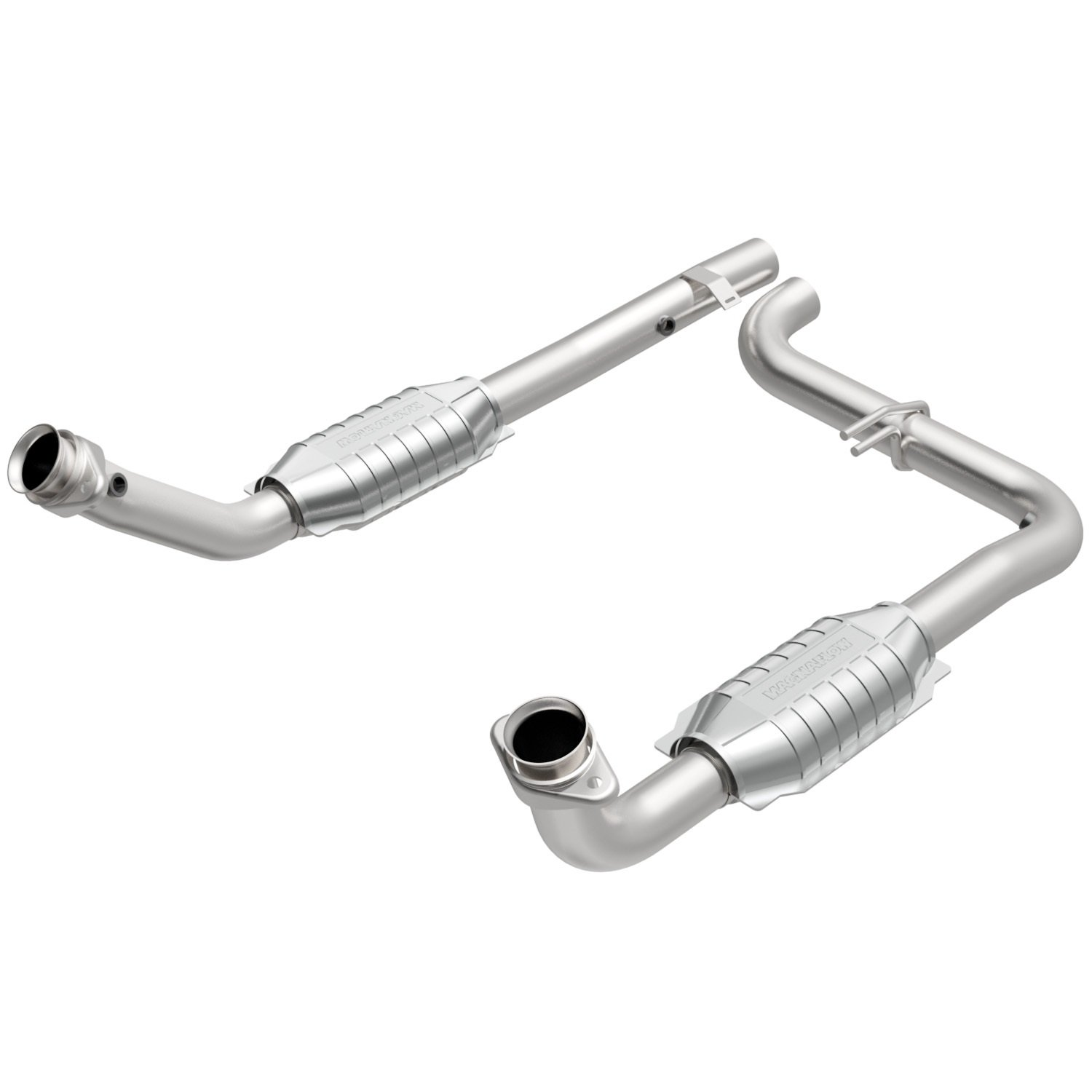 Non CARB compliant MagnaFlow 93418 Direct Fit Catalytic Converter