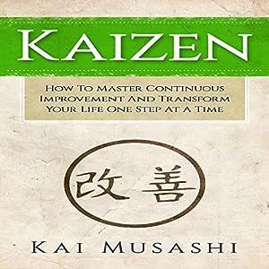 Kaizen Audiobook