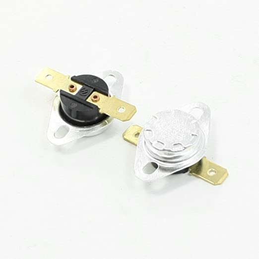 5pcs 98 Celsius 208F Normal Close Temperature Controlled Switch KSD301