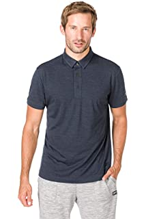 d91419cb019f0 super. natural M Essential Polo Merino Men s Functional Polo Shirt ...