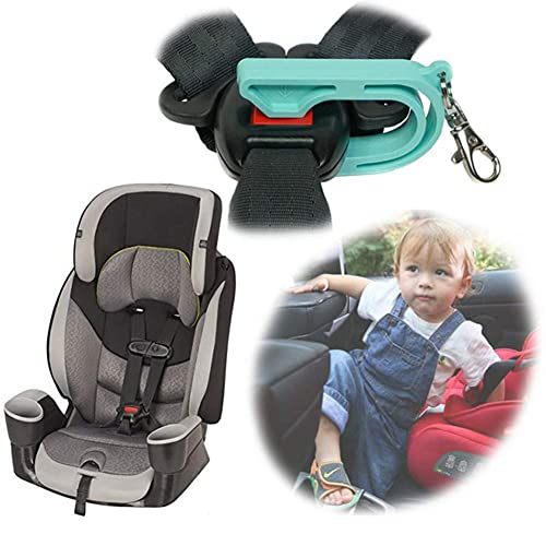 The Car Seat Key Easy Car Seat Unbuckle Carseats Tool for Children Green US