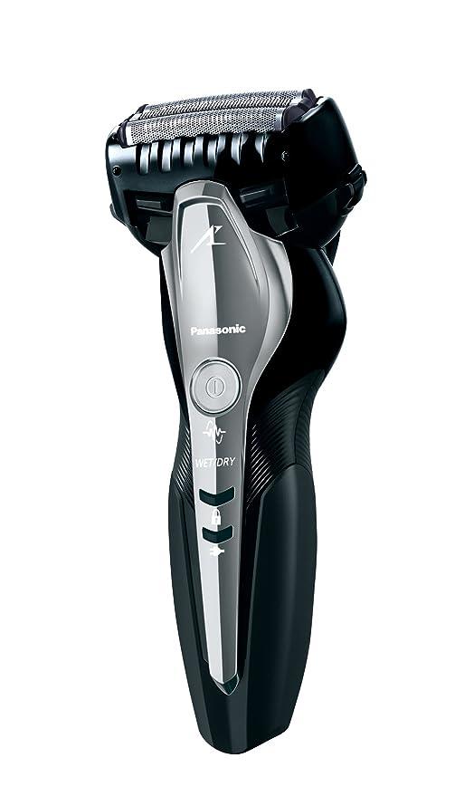 Panasonic ES-ST3N-K803 - Afeitadora eléctrica de láminas con motor potente  y sensor de afeitado para la piel sensible MADE IN JAPAN (motor lineal son  sensor ... 7755650cdbf5