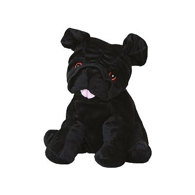 Warmies peluche thermique–Carlin, couleur noir (t-tex 35)
