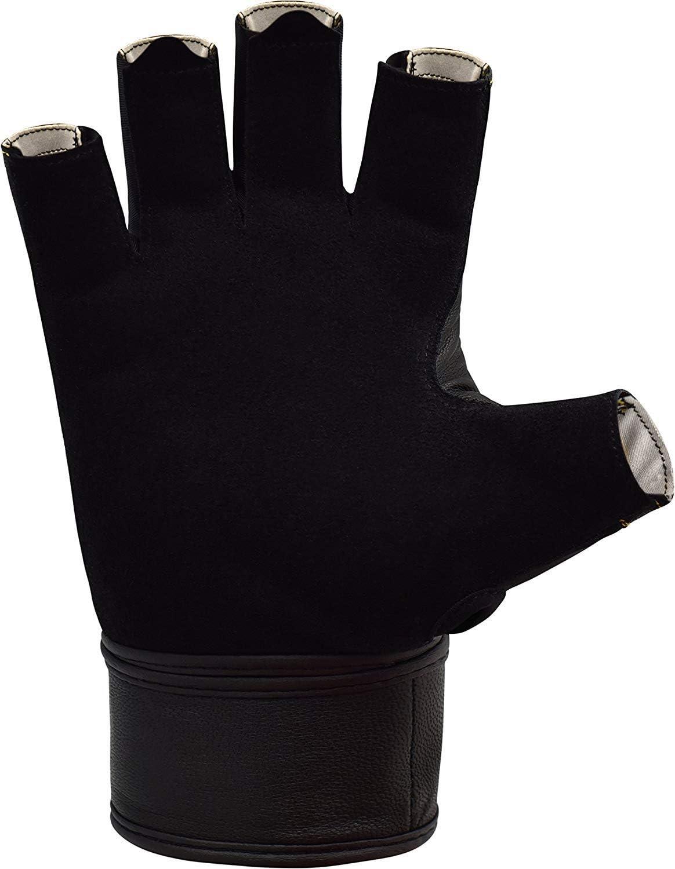 MEHRWEG RDX Fitness Handschuhe Wettbewerb Trainingshandschuhe Handgelenkschutz Gewichtheben krafttraining Sporthandschuhe Bodybuilding Workout Gym Gloves