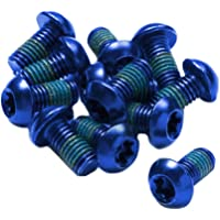 Reverse Disc Rotor Bolt Set M5 x 10 mm - 12 stuks - 25 g