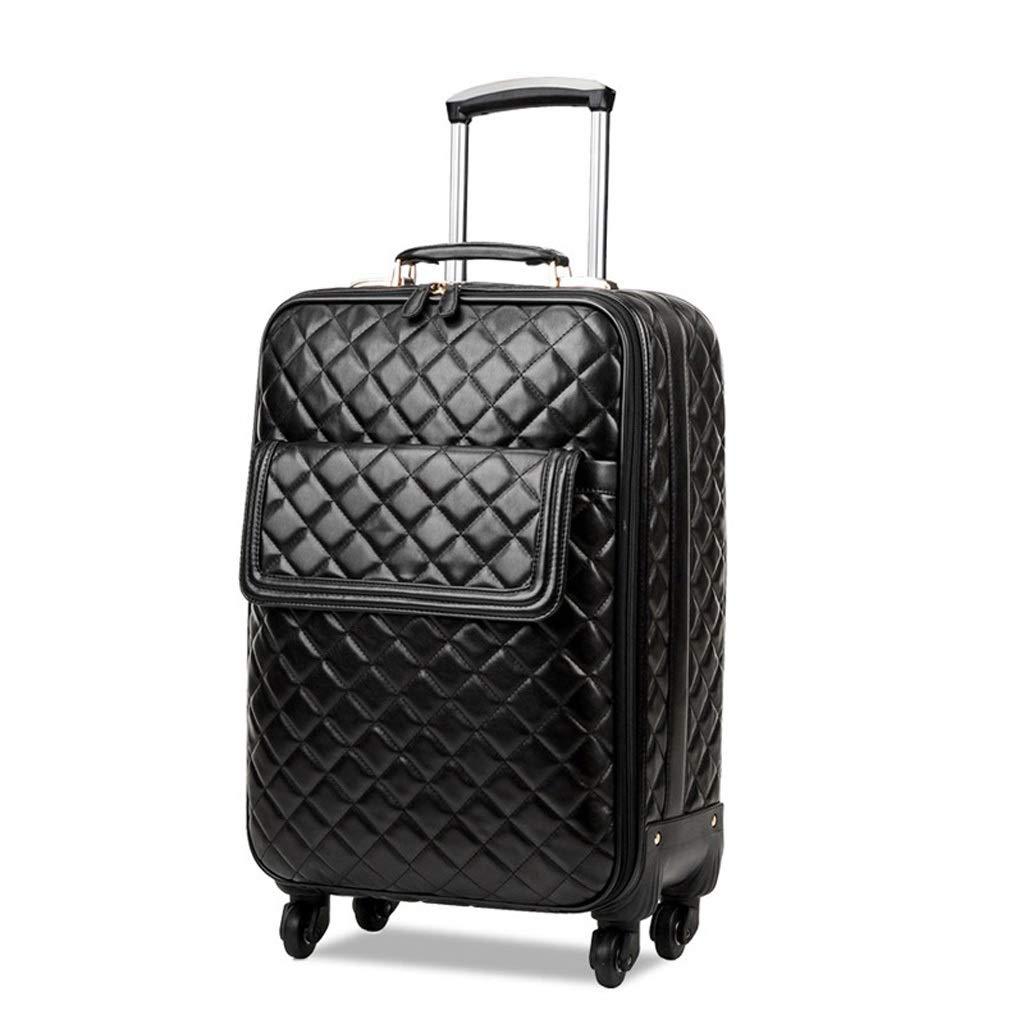 ZHAOSHUHLI スーツケース旅行トロリーケーストロリー荷物大容量パスワードボックス搭乗荷物スーツケース (Size : 20'') B07QWCRSPP  20''