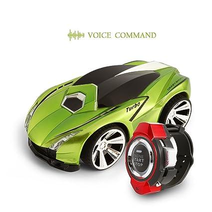 Amazon.com: SainSmart Jr. Genuine VC-01 Voice Command Car, Voice ...
