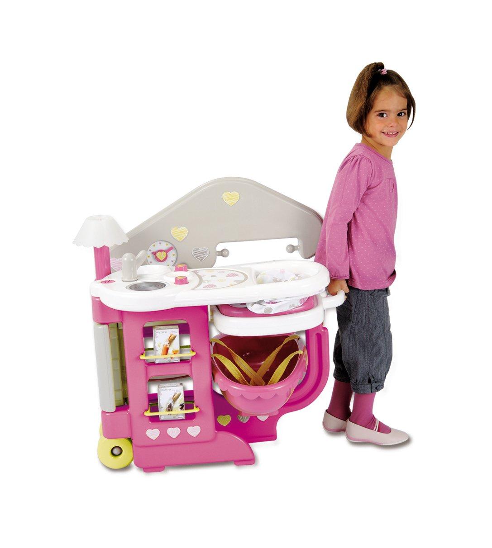 Amazon.es: SMOBY - 24391 - Muñecas - La Casa de los Bebés: Juguetes ...