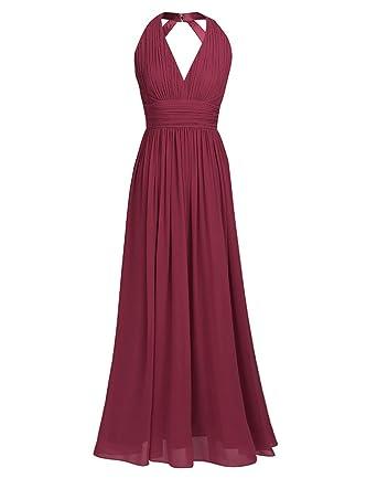 Freebily elegante Damenkleider festlich Cocktail Hochzeit Abendkleid ...