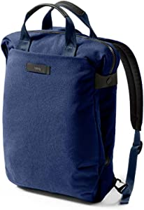 """Bellroy Duo Totepack (Convertible Backpack Tote, Fits 15"""" Laptops) - Ink Blue"""