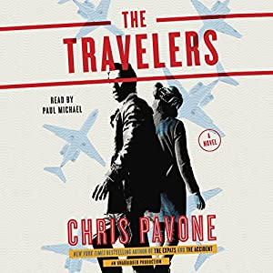 The Travelers Audiobook
