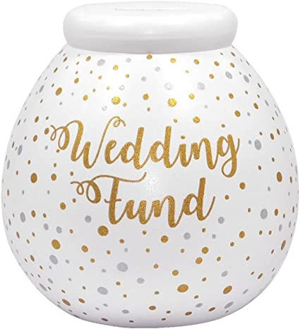 Pot Of Dreams Money Pot Giant Wedding Fund Amazon Co Uk Kitchen Home