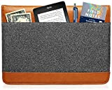 tomtoc Slim Laptop Sleeve Compatible with 16-inch