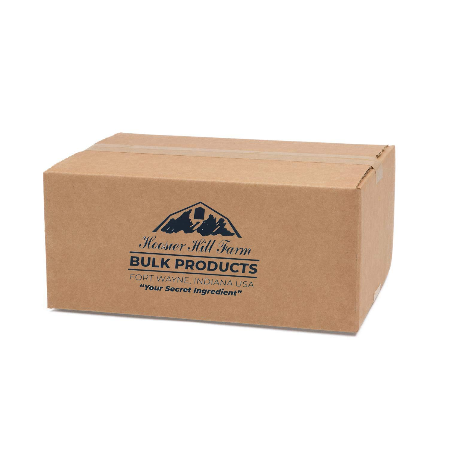 Hoosier Hill Farm Chocolate decorating sprinkles 25lb Bulk, Gluten Free and Made in the USA by Hoosier Hill Farm