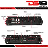DS18 SLC-X1150.2 Select Series 2 Channel Class Ab