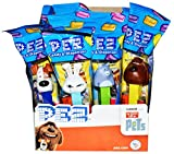 Pez The Secret Life of Pets Candy Dispensers Pack of 12 by PEZ