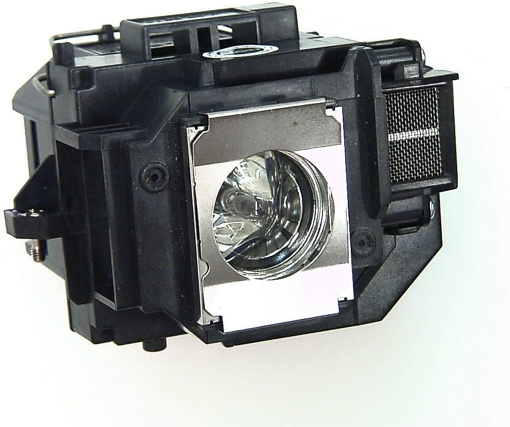 Amazing Lamps Replacement Lamp in Housing for Epson Projectors MOVIEMATE 60 MOVIEMATE 62
