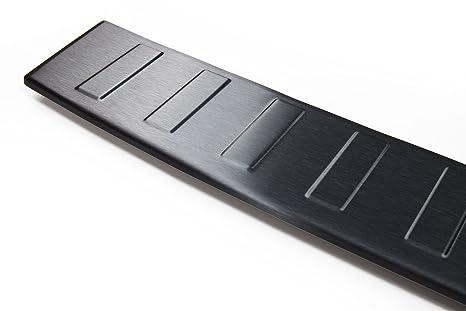 Tuning-Art L266 Nero Acero Inoxidable protección de Parachoques con Bordes Redondeados y Perfil 3D: Amazon.es: Coche y moto