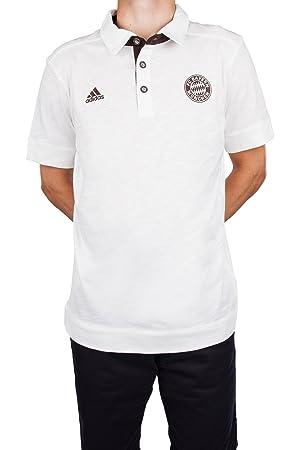 adidas Erwachsene Polo FC Bayern München Auth