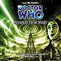 Doctor Who - Invaders from Mars Audiobook by Marc Gatiss Narrated by Paul McGann, India Fisher