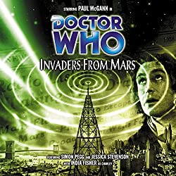 Doctor Who - Invaders from Mars