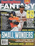 img - for Sporting News Fantasy Baseball 2017 MLB book / textbook / text book