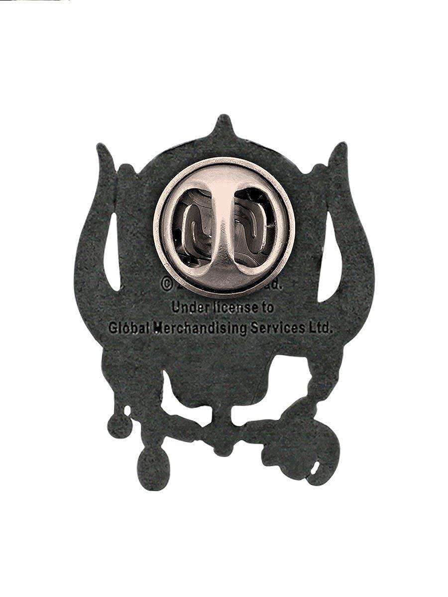 Mot/örhead Metal Warpig Pins gris