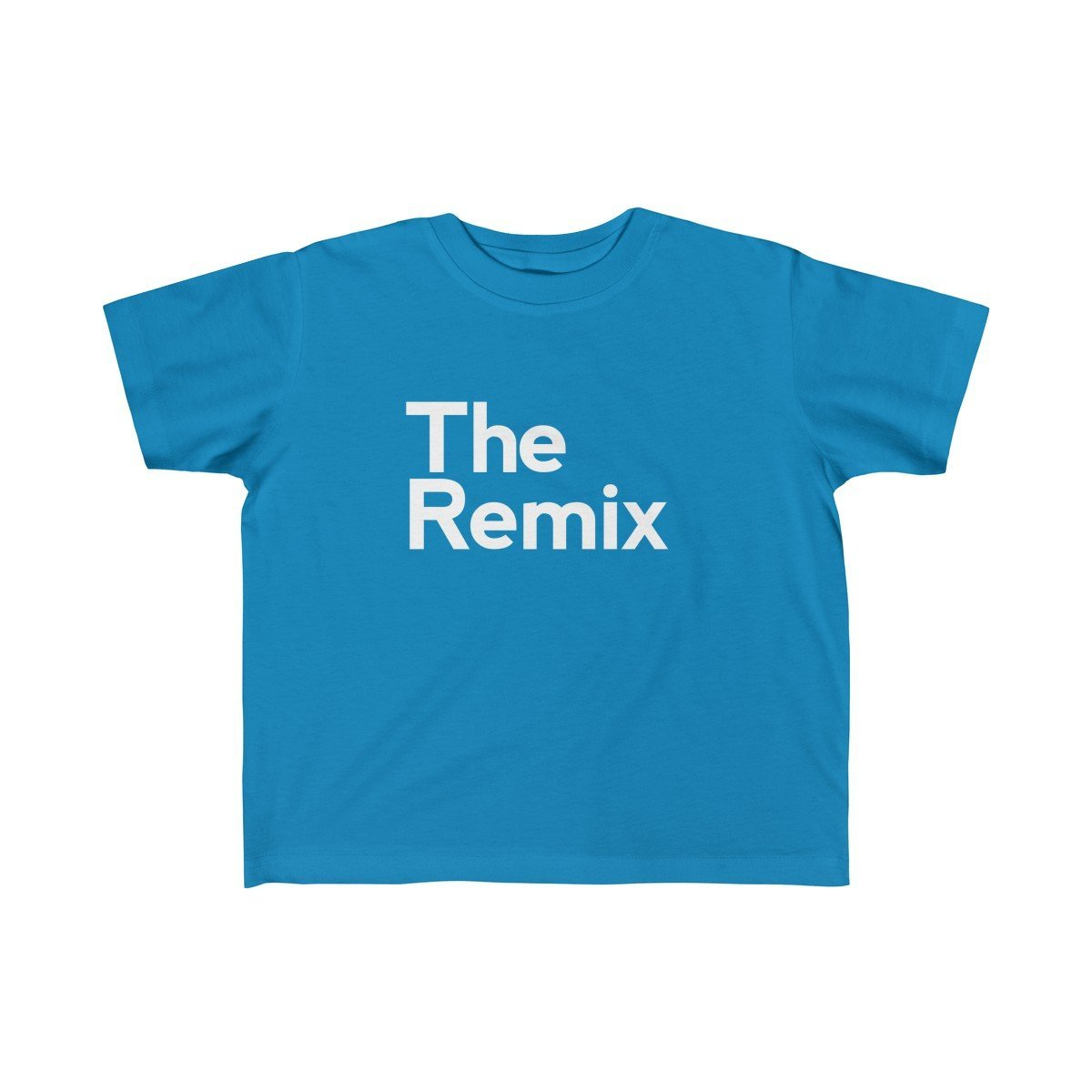 Original Remix Dad and Me Set The Remix Children T-Shirt