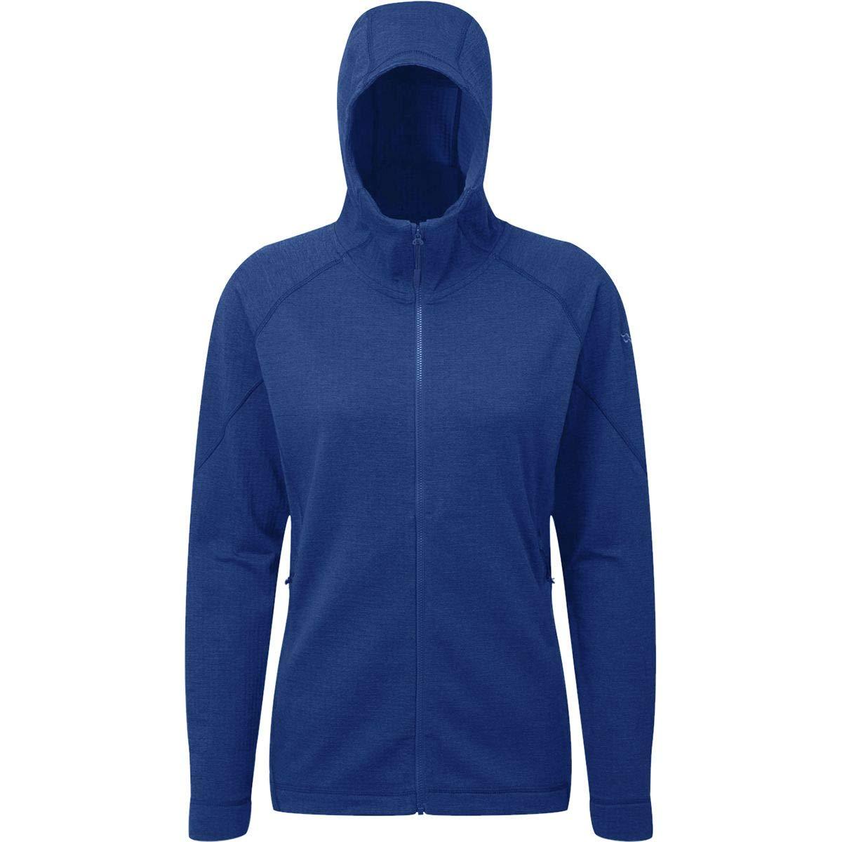 (ラブ) Rab Nucleus Fleece Hooded Jacket レディース ジャケットBlueprint [並行輸入品]   B07K48N3WN