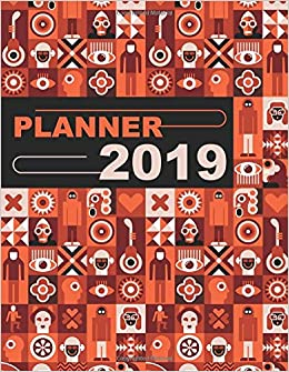2019 PLANNER - Personal Information Page - 2019 & 2020 List