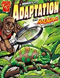 img - for A Journey into Adaptation with Max Axiom, Super Scientist (Graphic Science) book / textbook / text book
