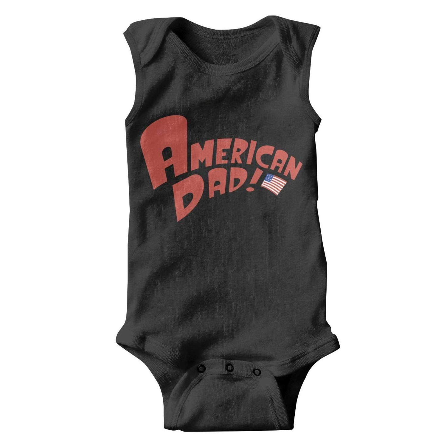Cheer Dads We Get Stuff Done Baby Onesies Sleeveless Organic Outfits Gift for Unisex Boys Girls