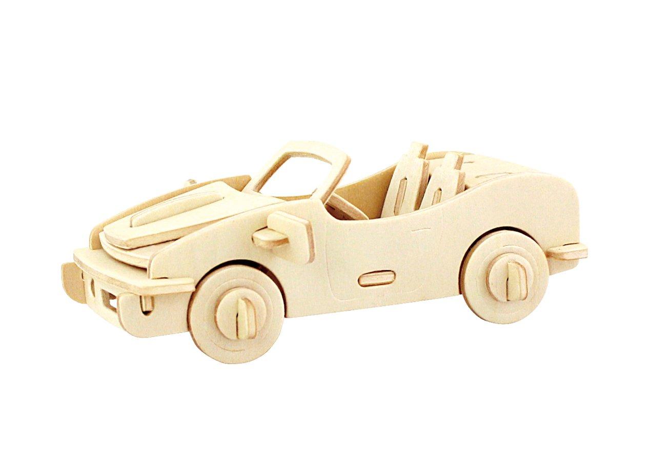 【期間限定!最安値挑戦】 jp150 3d木製パズル: DIY 3d木製パズル: DIY Racing Car Car B0766LDGYT, 香芝市:5e840c07 --- clubavenue.eu