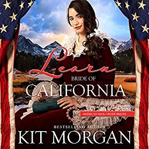 Leora: Bride of California Audiobook