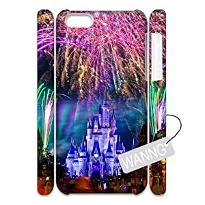 Fireworks Iphone 5C 3D Cell Phone Case. Fireworks Custom Case for Iphone 5C at WANNG