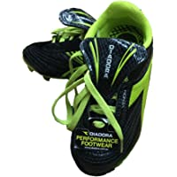 Football Boot Diadora VENOM JNR BLACK LIME