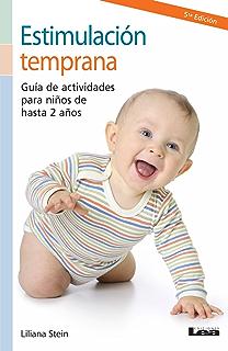 Amazon.com: Estimulación Temprana del Bebé: Para infantes de 0-24 ...