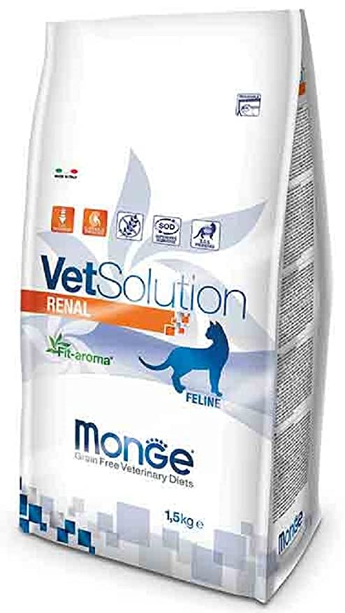 Monge vetsolution Gato Renal 1,5 kg