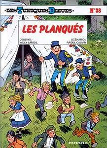"""Afficher """"Les Tuniques bleues n° 38 Les planqués"""""""
