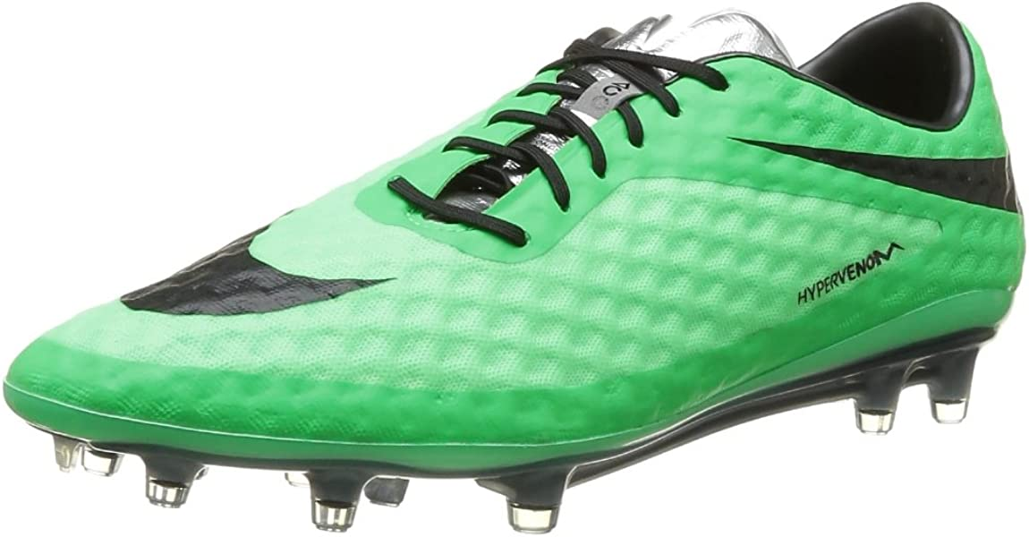 e65012e0015 ... football boots 599843 303 soccer cleats firm ground. Nike Mens  Hypervenom Phantom FG (Neo Lime Black) (8)