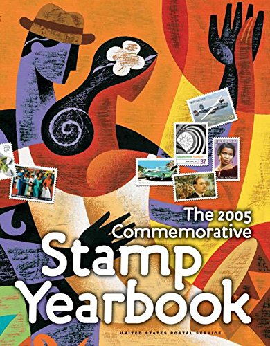 2005 Commemorative Stamp Yearbook, The ()